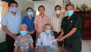 Hội CCB Thái Bình: Thăm và tặng quà cho chiến sĩ Điện Biên