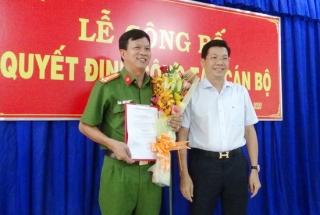 Công bố quyết định bổ sung Ban thường vụ Thành ủy Tây Ninh