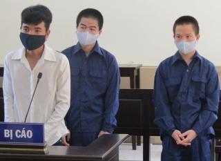 Mua bán ma tuý, 3 bị cáo lãnh 24 năm tù