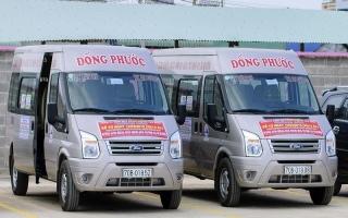 Dỡ bỏ quy định về giãn cách hành khách trên các phương tiện vận tải hành khách