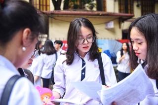 Công bố đề tham khảo thi tốt nghiệp THPT
