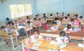 Vẫn còn hơn 2.000 học sinh chưa đến trường