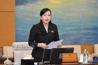 Phó Chủ tịch nước nêu vụ Nguyễn Xuân Đường tại Thường vụ Quốc hội