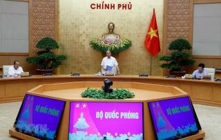 Kết luận của Thủ tướng tại cuộc họp về phòng, chống dịch bệnh COVID-19