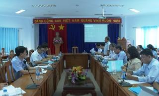 Khảo sát công tác quản lý quy hoạch và phát triển đô thị tại thị xã Trảng Bàng