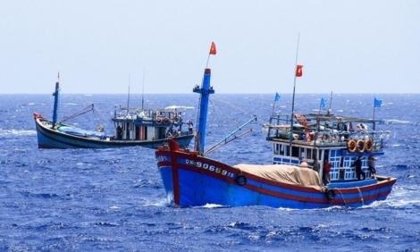 Việt Nam bác lệnh cấm đánh cá của Trung Quốc ở Biển Đông