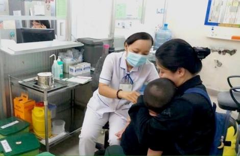 TP.Tây Ninh triển khai công tác tiêm chủng trở lại