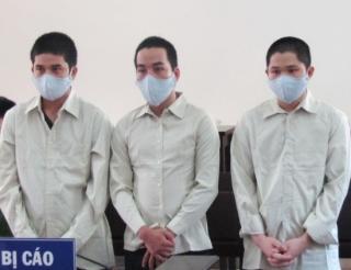 Mua bán, tàng trữ ma túy 3 bị cáo ra tòa lãnh án