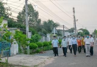 """Huyện Dương Minh Châu: Khánh thành công trình """"Ánh sáng an ninh"""""""