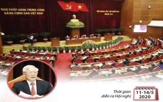 Những nội dung quan trọng của Hội nghị Trung ương 12