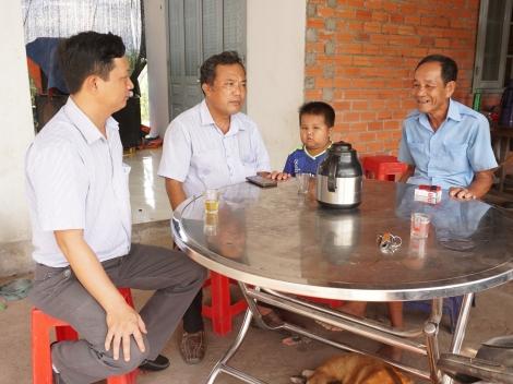 Đẩy mạnh học tập và làm theo tư tưởng, đạo đức, phong cách Hồ Chí Minh.
