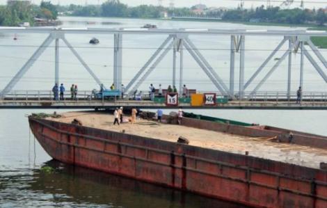 Dỡ cầu đường sắt Bình Lợi 118 tuổi: Mở ra tuyến hàng hải từ Cái Mép - Thị Vải tới Tây Ninh?
