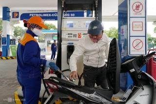 Giá xăng có thể tăng ngày mai