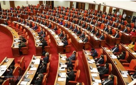 Thông báo báo chí ngày làm việc thứ hai của Hội nghị lần thứ 12 BCH T.Ư Đảng khóa XII