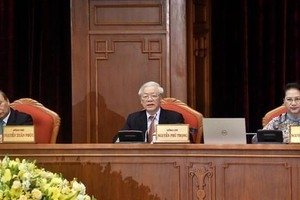 Toàn văn bài phát biểu bế mạc Hội nghị lần thứ 12 Ban Chấp hành Trung ương Đảng khóa XII của Tổng Bí thư, Chủ tịch nước Nguyễn Phú Trọng