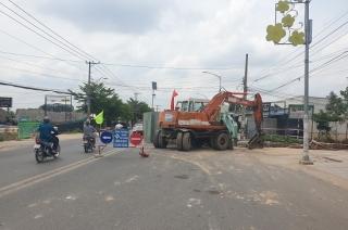 Nạo vét 3 tuyến kênh, suối để nâng cao khả năng thoát nước cho TP.Tây Ninh và Hoà Thành
