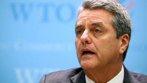 Tổng Giám đốc WTO thông báo từ chức sớm một năm