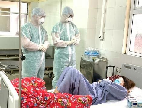 'Bệnh nhân 52' âm dương tính nCoV phức tạp