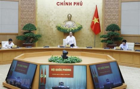 Thủ tướng: Sớm phục hồi, phát triển các hoạt động kinh tế, xã hội