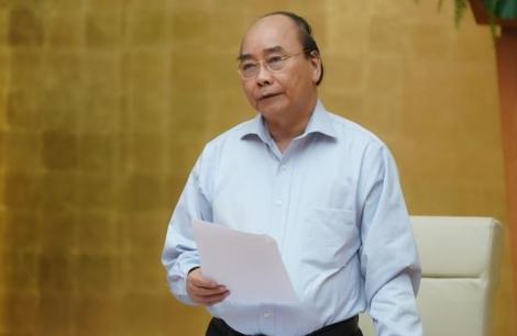 Thủ tướng: Xử nghiêm cán bộ ép dân ký đơn từ chối nhận hỗ trợ của Nhà nước