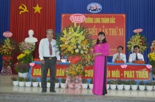Đại hội Đảng bộ phường Long Thành Bắc – Thị xã Hòa Thành