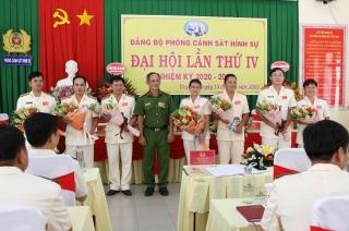 Đại hội Đảng bộ Cảnh sát Hình sự lần thứ IV, nhiệm kỳ 2020 – 2025
