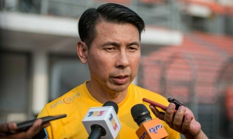 HLV Malaysia dùng bộ khung cũ đấu Việt Nam