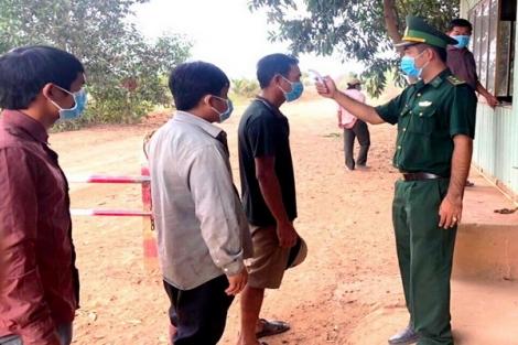 Tây Ninh ghi nhận ca nhiễm SARS-CoV-2 thứ 4