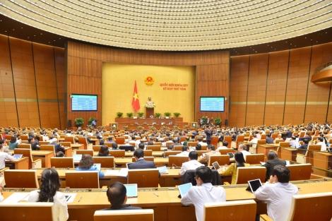Quốc hội xem xét về nhân sự, không chất vấn các bộ trưởng