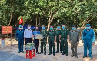 Tân Biên: Sơ kết công tác phòng, chống dịch bệnh Covid-19