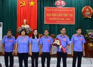 Đảng bộ Viện kiểm sát nhân dân tỉnh Đại hội lần thứ VII, nhiệm kỳ 2020-2025