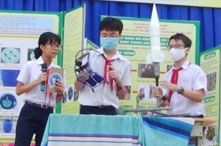 Trường THCS Trần Hưng Đạo: Đẩy mạnh triển khai ứng dụng giáo dục STEM