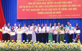 Tây Ninh làm theo lời Bác