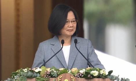 Lãnh đạo Đài Loan tái nhậm chức, phủ nhận 'Một Trung Quốc'