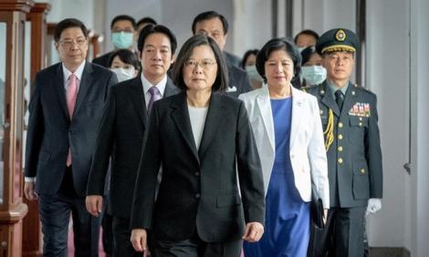 Trung Quốc tuyên bố không tha thứ 'Đài Loan ly khai'