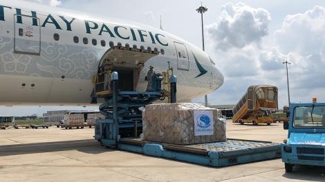5 triệu sản phẩm bảo hộ y tế Việt Nam đến New York