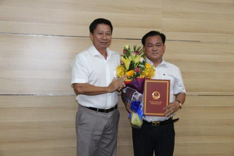 Ông Hà Văn Cung làm Trưởng Ban Quản lý Khu kinh tế tỉnh