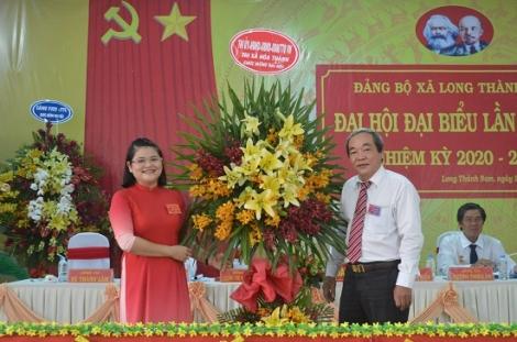 Đại hội đại biểu Đảng bộ xã Long Thành Nam