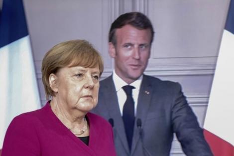 Bà Merkel phá vỡ 2 điều cấm kỵ ở Đức