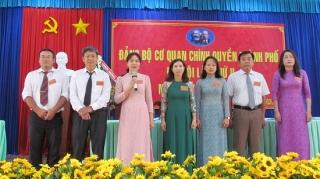 Đảng bộ cơ quan chính quyền Thành phố Tây Ninh Đại hội lần thứ II nhiệm kỳ 2020-2025
