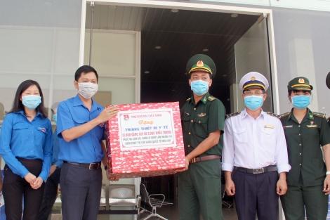 Tuổi trẻ Tây Ninh: Huy động trên 6 tỷ đồng chung tay phòng chống dịch Covid 19