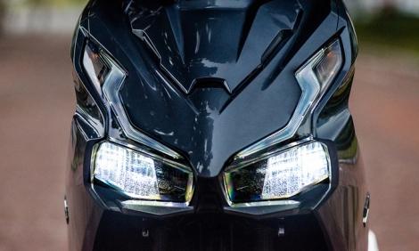 Bốn lý do chưa nên bắt buộc xe máy bật đèn ban ngày