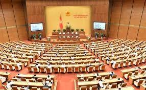 Quốc hội tiếp tục thảo luận một số nội dung về dự kiến Chương trình xây dựng luật, pháp lệnh