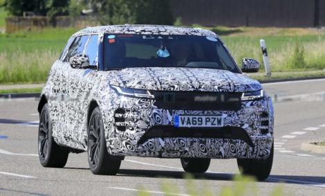 Range Rover Evoque có thể thêm bản bảy chỗ