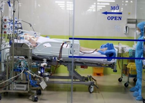66 ngày tìm 'hy vọng mong manh cuối đường hầm' cho bệnh nhân 91