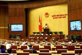 Từ 25 - 28/5: Quốc hội tập trung cho công tác xây dựng pháp luật
