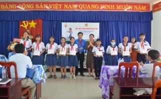 Tân Châu: Tổ chức Đại hội điểm cháu ngoan Bác Hồ năm học 2019-2020