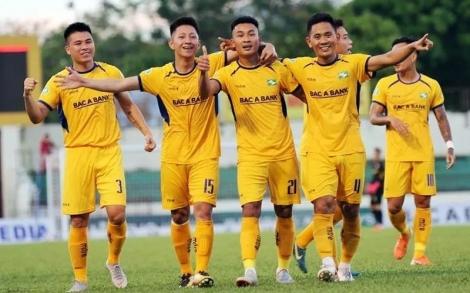 Sông Lam Nghệ An thắng chật vật, Sài Gòn FC bất ngờ thua
