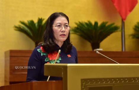 Quốc hội nghe giải trình, tiếp thu, chỉnh lý dự án Luật Hòa giải, đối thoại tại Tòa án