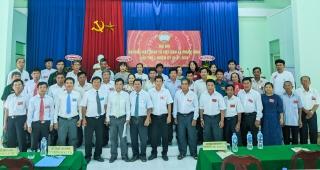 Đại hội đại biểu UB.MTTQVN xã Phước Bình lần thứ nhất, nhiệm kỳ 2019 – 2024